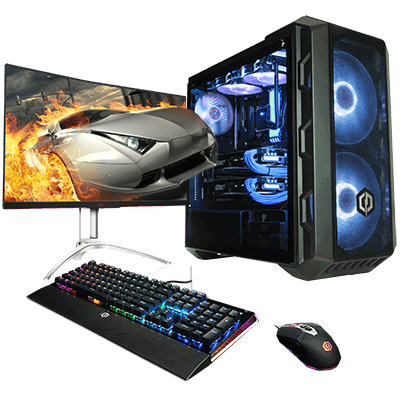 Overwatch Ryzen Gaming PC