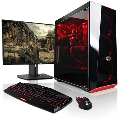 Gaming PCs | Custom Gaming Computers | CyberpowerPC