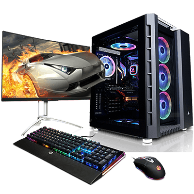 ICUE Infinity Elite Gaming PC