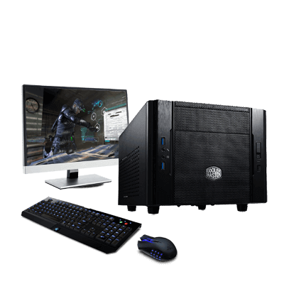 Intel I3 X33 SFF Gaming PC Configurator Gaming  PC