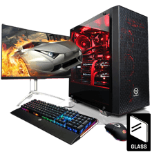 Azeroth Ryzen Pro Gaming PC Gaming  PC