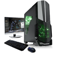 Cyberpower i3 Configurator Gaming  PC