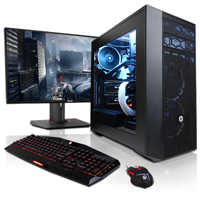 Cyberpower i5 Configurator Gaming  PC