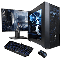 Venom X Box 5 Gaming  PC