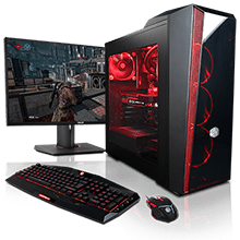 Infinity Xtreme Titanium Gaming PC Gaming  PC