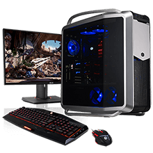 Chrome Series 25 Gaming  PC