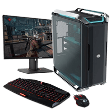 Chrome Series Cosmos Gaming  PC