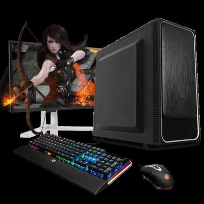 Customise Optimus 200 Office Pc Gaming Pc