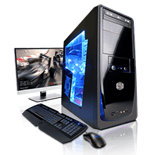 Cyberpower i3 Gaming PC Configurator Gaming  PC