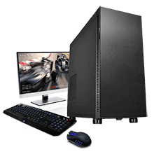 Optimus 400 Office Desktop Gaming  PC
