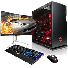 WOW Infinity Gaming PC Gaming  PC