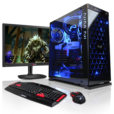 Luxe 500 Gaming  PC