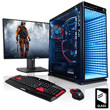 Infinity Xtreme SLI 1070 Gaming  PC