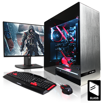 Hyper Liquid Luxe Gaming  PC