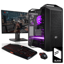Optimus 100 Office Desktop Gaming  PC
