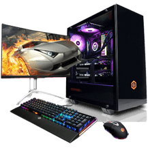 Azeroth Ryzen Gaming PC Gaming  PC