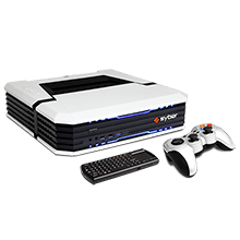 Syber Vapor Elite Gaming  PC