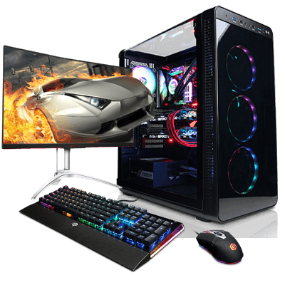 Customise VR Ready Deal RTX 2070 Gaming PC e45438c5ac76