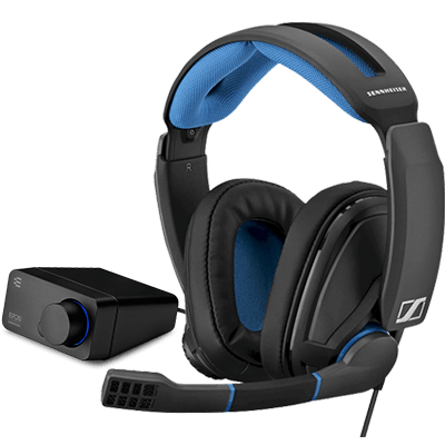 Sennheiser EPOS Enthusiast Gaming Bundle (GSP300 headset & GSX300)
