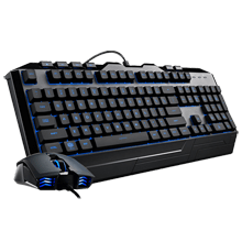 Free Cooler Master Devastator III Keyboard & Mouse for every system purchased at £999+