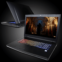 Fangbook 4 SK-X17 GSYNC 1060 Gaming  Notebook