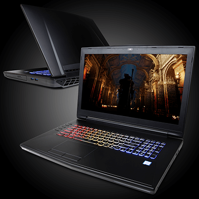 Fangbook 4 SK-X17 G-Sync Pro Gaming  Notebook