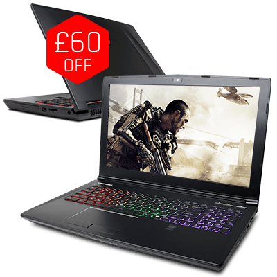 Fangbook 4 SX6 1060 Gaming  Notebook