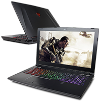 Fangbook 4 SX7-300 Gaming  Notebook