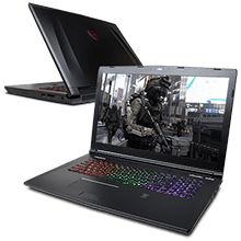 Fangbook 4 SX7 1060 Gaming  Notebook
