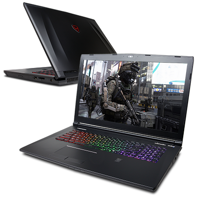Fangbook 4 SX7-200 Gaming  Notebook