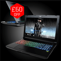 Fangbook 4 XTREME G-SYNC 1060 Gaming  Notebook