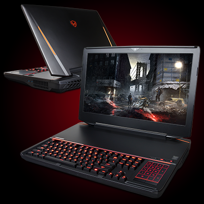 Fangbook 4 XTREME SLI 1080 Gaming  Notebook