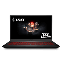 MSI GF75 Thin 10SCSR-414UK Gaming  Notebook