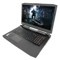 Fusion Ultra 1070 Gaming  Notebook