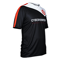 Free CyberpowerPC Jersey when you purchase a desktop or laptop worth £1549+