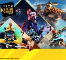 Get a copy of Intel Pick Your Game Ubisoft Gaming Bundle �C Digital Code when you select a qualifying i5, i7 or i9 CPU from 10th or 11th Gen