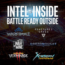 Free Intel IEM Q1 2018 Gaming bundle When you purchase any Intel Extreme Masters systems