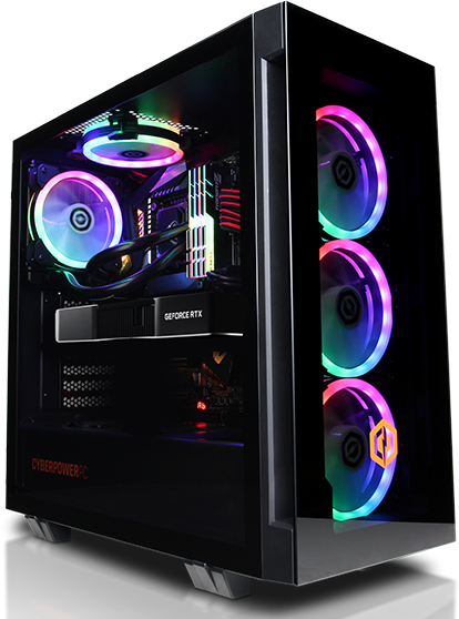 Custom Gaming PCs