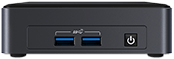 Intel Nuc Mini PCs