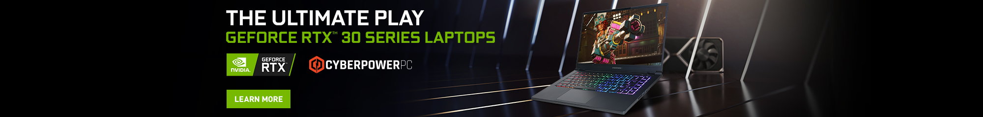 Nvidia GeForce 30 Series Laptops