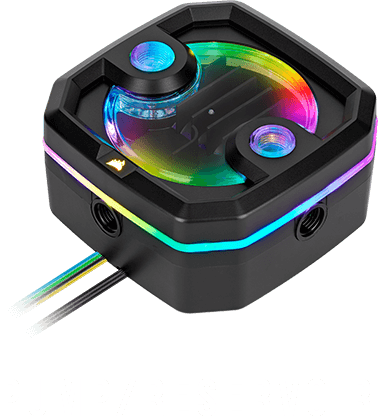 CORSAIR Hydro X Series XD3 RGB Pump/Reservoir Combo