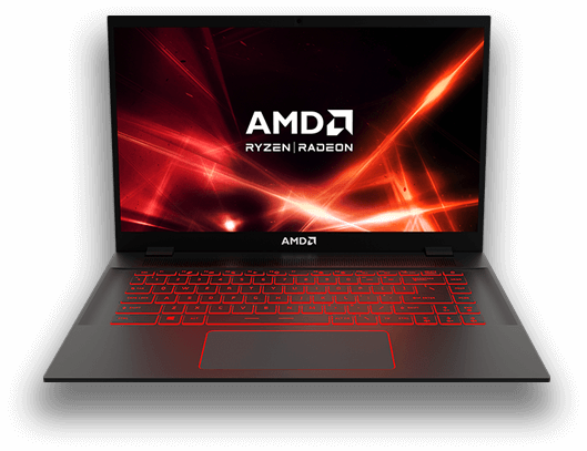 Ryzen Radeon Laptop