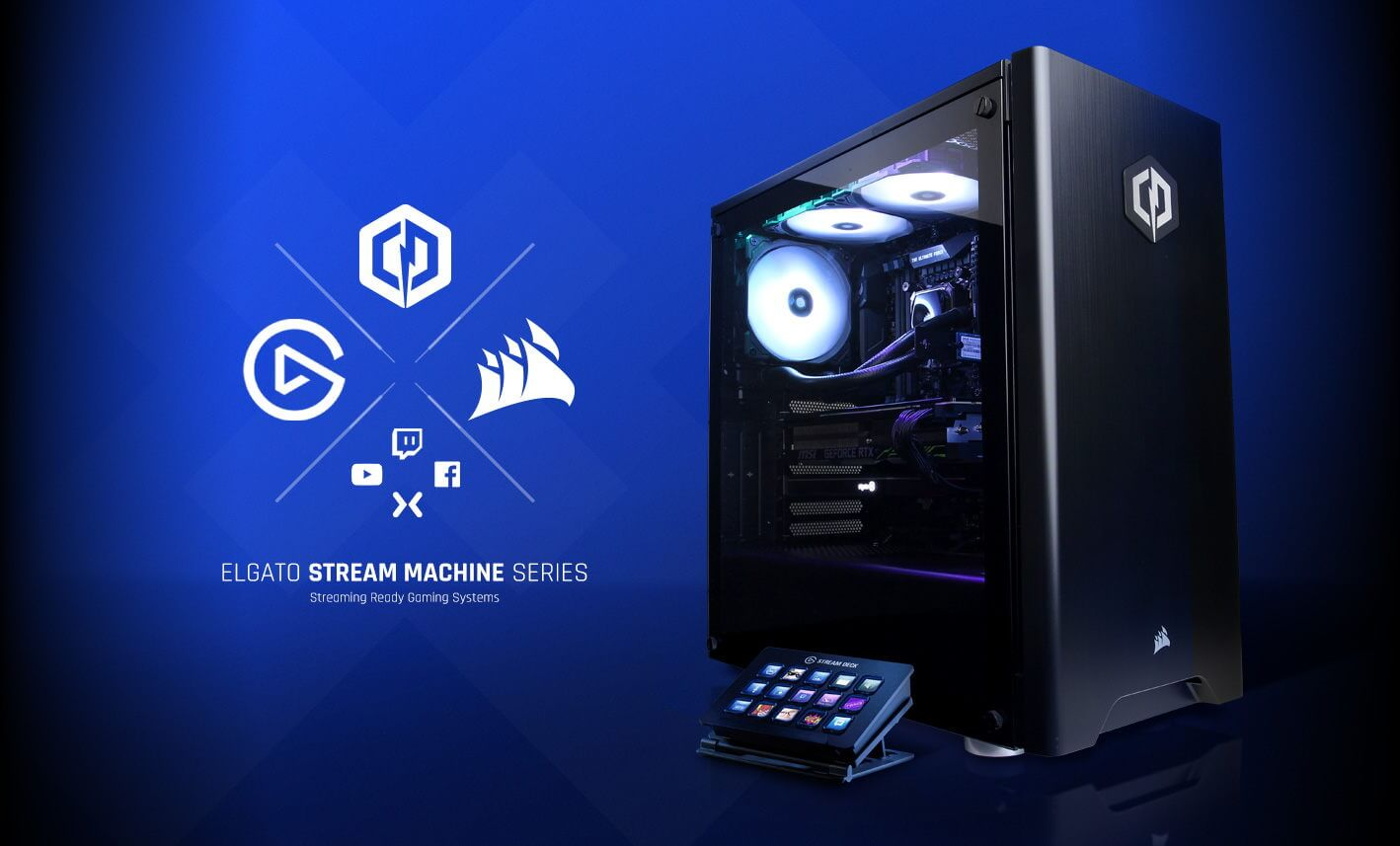 Elgato Stream Machine