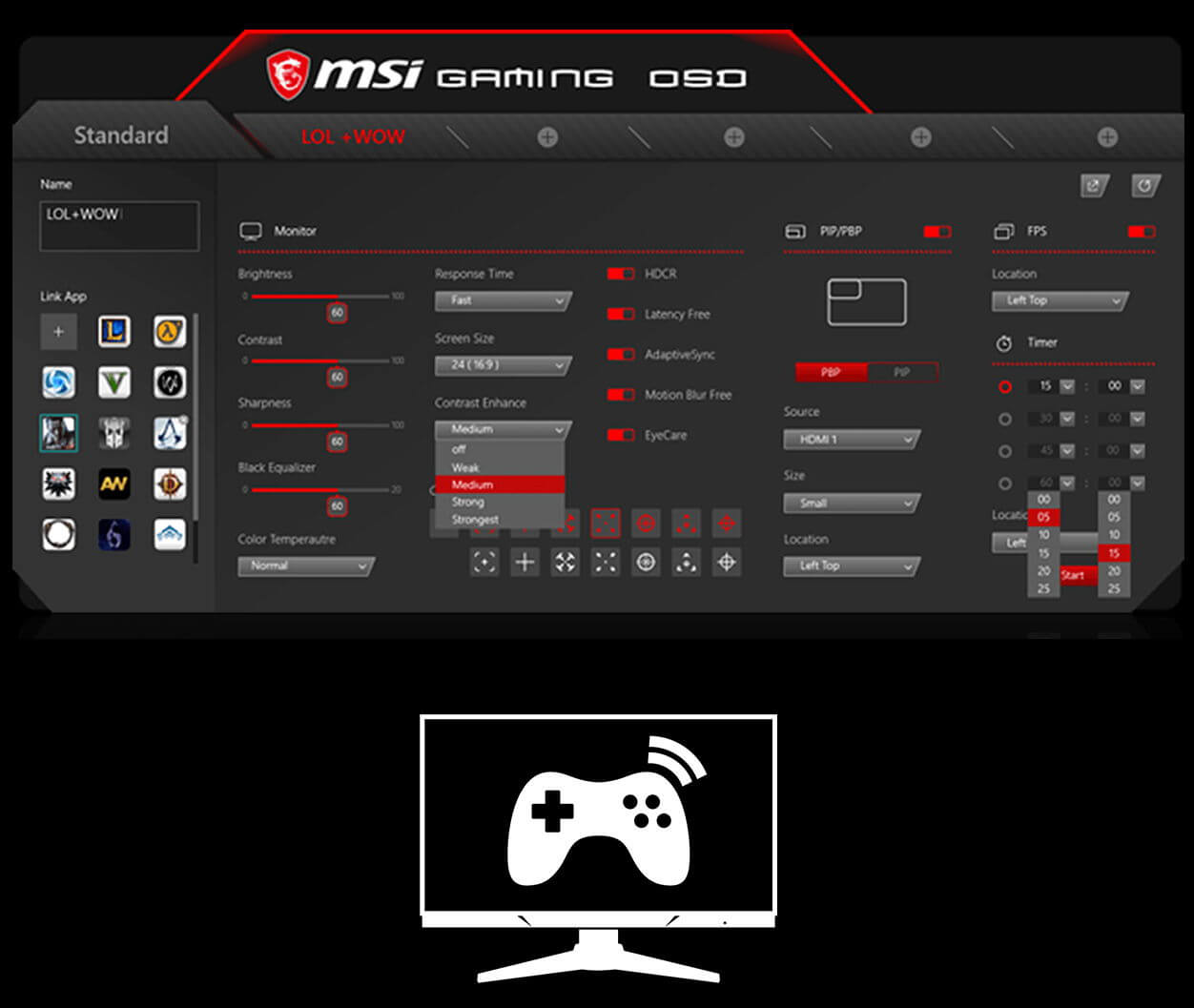 MSI Game Unlimited
