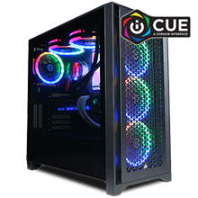 ICUE Infinity Elite Gaming PC Gaming  PC