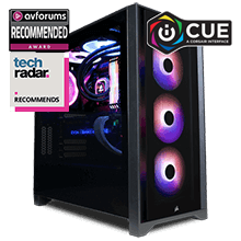ICUE Infinity Gaming PC Gaming  PC