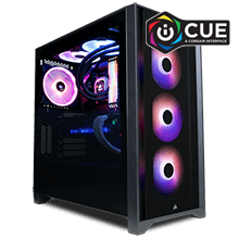 ICUE Ultra 3 Gaming PC Gaming  PC