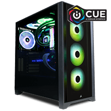 ICUE Infinity Xtreme Gaming PC Gaming  PC